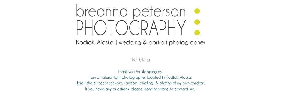 Kodiak portrait & wedding photographer